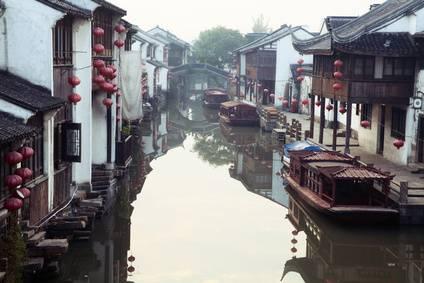 China imperial y la Venecia de Oriente