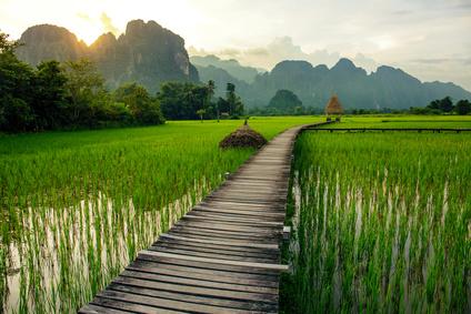Memorias de Laos