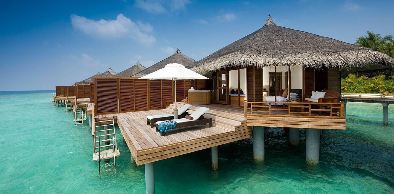 Maldivas en el hotel Kuramathi Island Resort & Spa 4* Sup, en Pensión completa