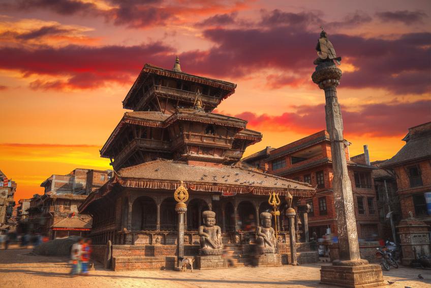La esencia de Nepal y el Tibet