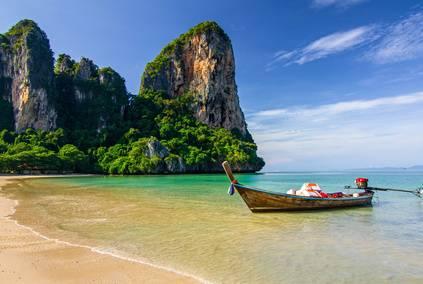 Tailandia al completo y Phuket