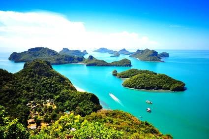 Extensión a las playas de Koh Samui