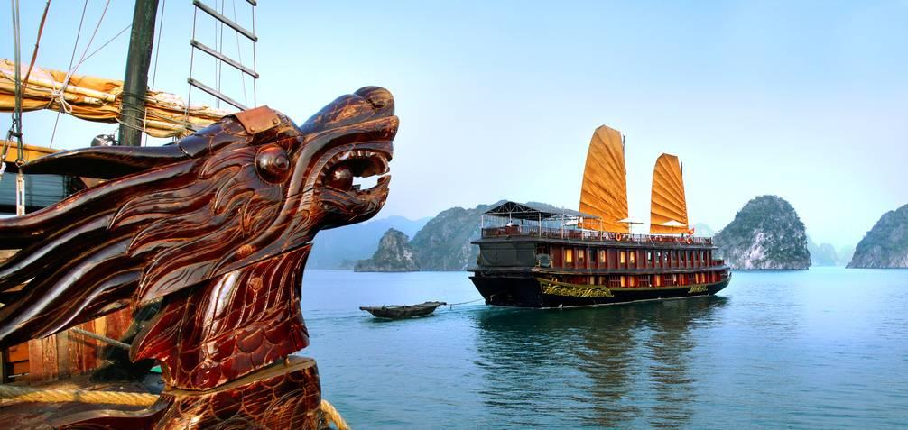 Esencias de Vietnam y Laos