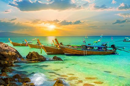 La esencia de Tailandia y Phuket