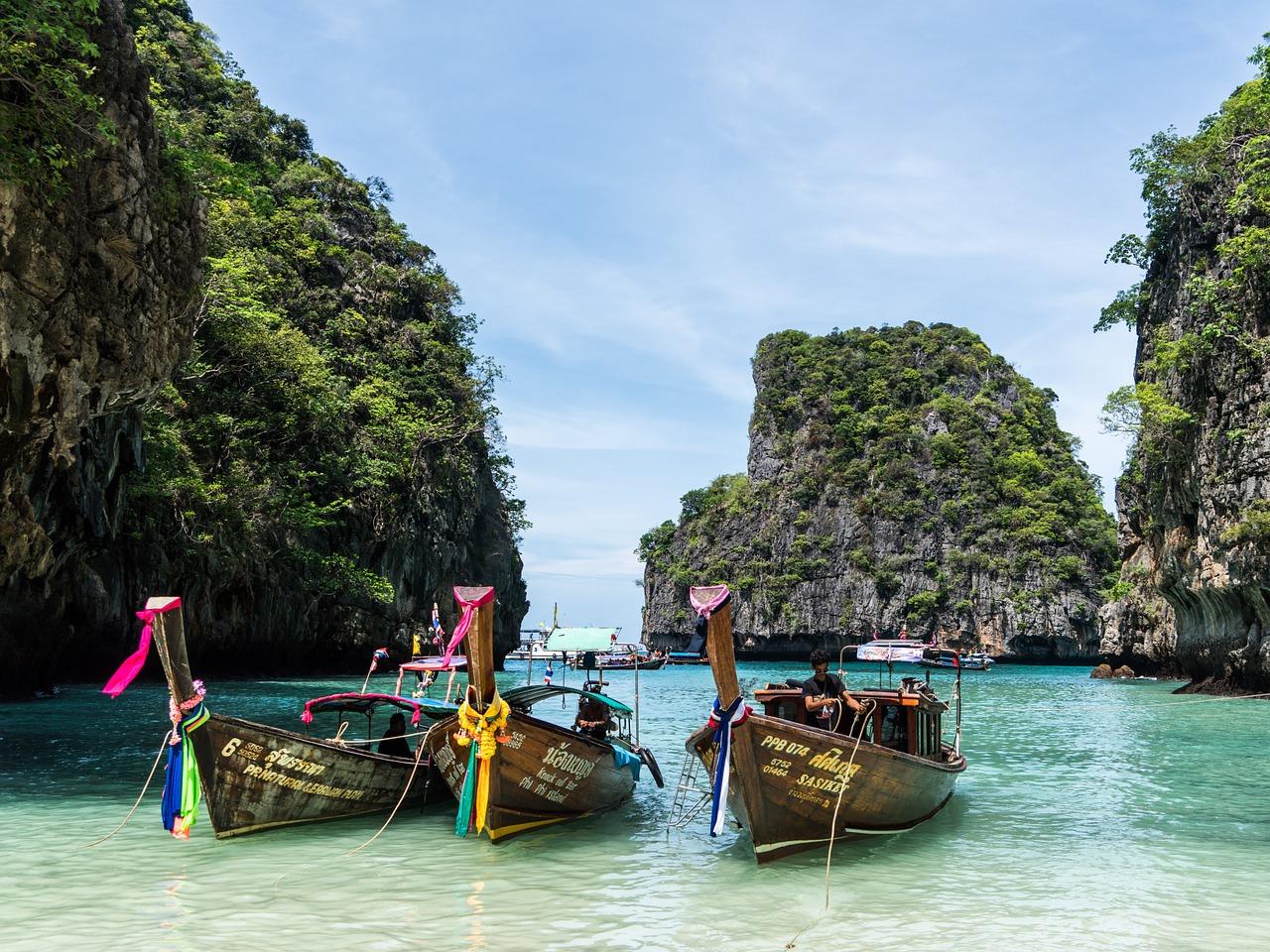 Extensión a las playas de Phuket desde Vietnam